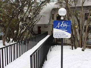 Aeski Lodge Mt Buller